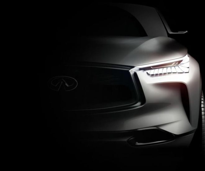 Can Great Cars Make You Smile? Infiniti Finds Out