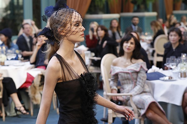 Chanel Métiers d'Art runway show