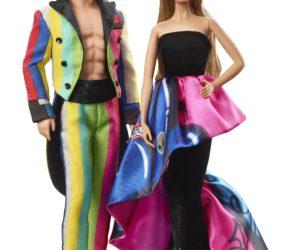 Jeremy Scott Gets Own Moschino Barbie