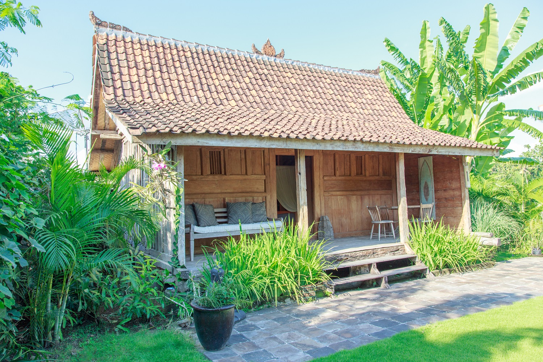 Javanese house maison simbo