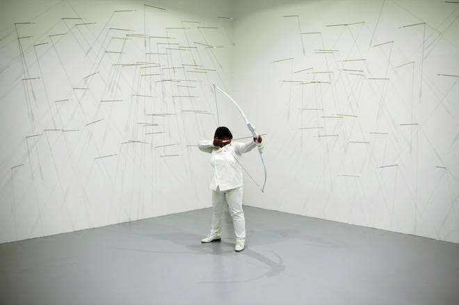 Melati Suryodarmo, 'Transaction of Hollows'.