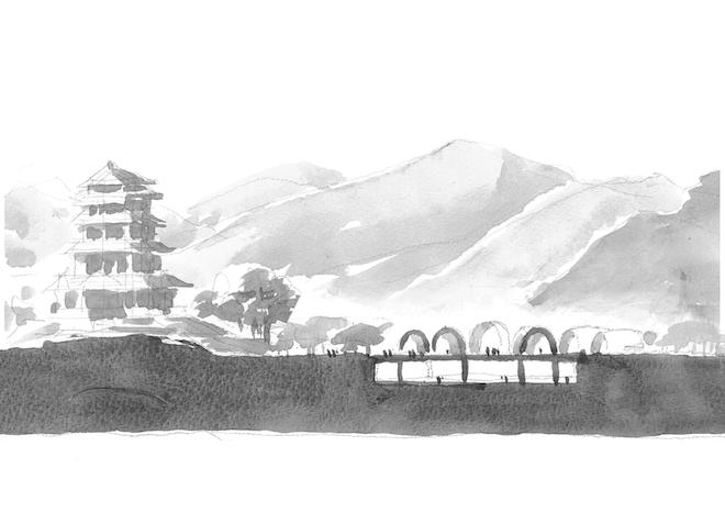 Museum of Imperial Kiln in Jingdezhen   © Studio Zhu-Pei