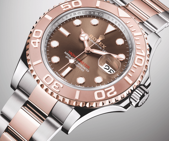 The latest Yacht-Master in a 40-millimetre case is set to be a favourite among sailors