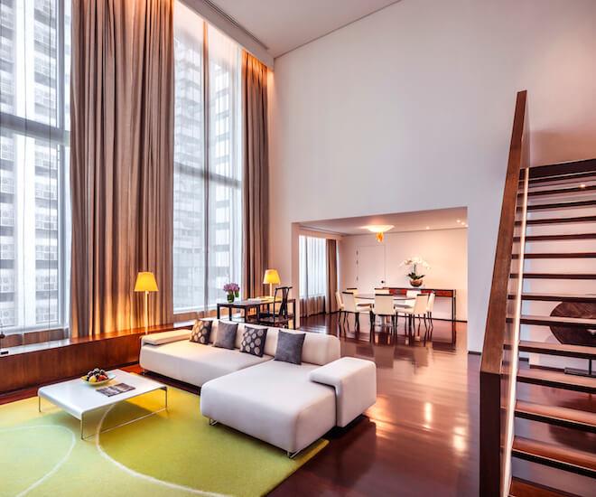 Como Suite, Como Metropolitan Bangkok