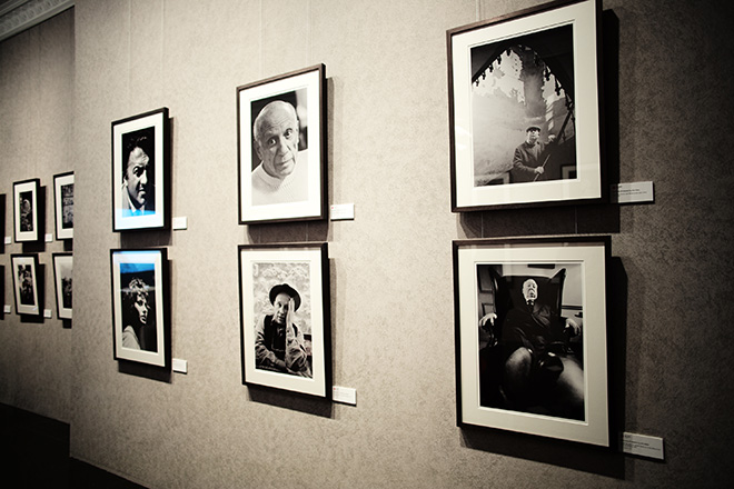 Exhibited at Leica Singapore Galerie, Ara Guler is well known for his work covering political affairs, politicians and artists like Dali, Chagall, Hitchcock, Churchill, Picasso and Gandhi.