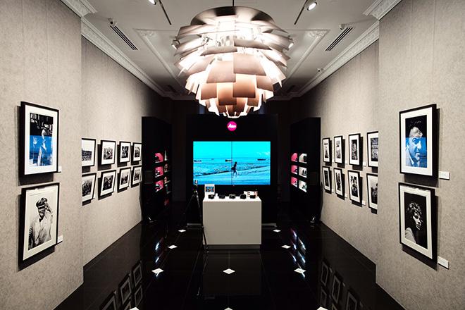 Leica Singapore Galeria at The Fullerton Hotel