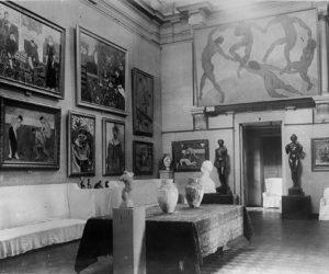 icons of modern art paris exhibition