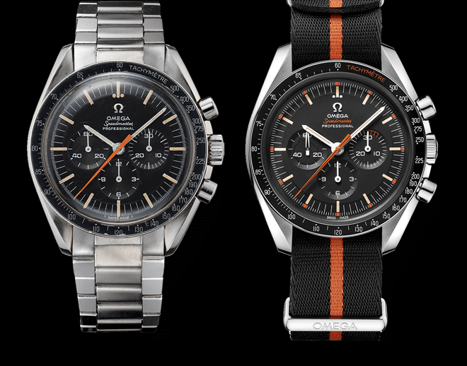 1967 Omega Speedmaster which inspired the new SpeedyTuesday Omega Speedmaster Ultraman Limited Edition
