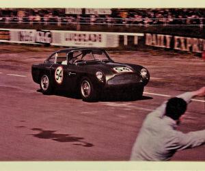 DB4GT aston martin classic cars