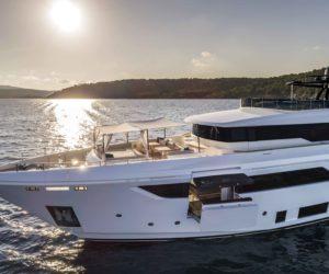 Custom Line Navetta 42 superyacht