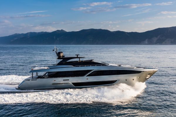 Yacht Sourcing is also the Indonesia dealer for Riva (pictured), Pershing and Ferretti Yachts