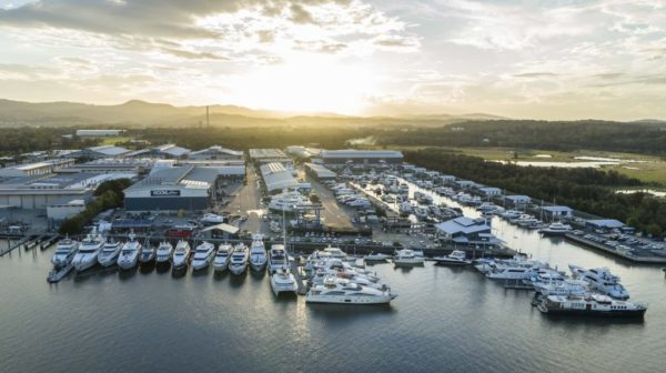 Gold Coast City Marina and Shipyard (GCCM) will host the event from May 17-18