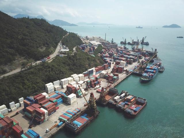 Euroasia Dockyard in Tsing Yi; Photo: HKCYIA