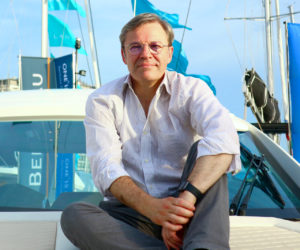 Herve Gastinel, CEO, Beneteau Group