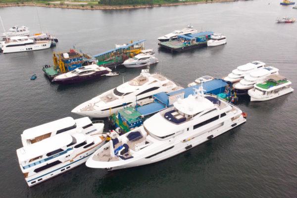 NextWave has over 20 boats under management