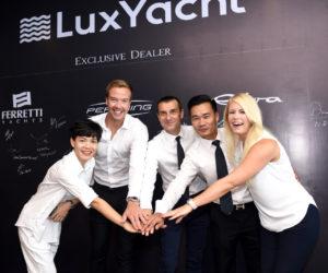 Ferretti Group and Vietnam LuxYacht