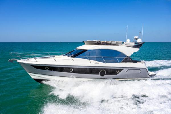 Beneteau's new Monte Carlo 52 was designed by Nuvolari-Lenard
