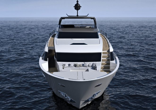 The SL96Asymmetric is expected to debut at the next Boot Dusseldorf in January 2020
