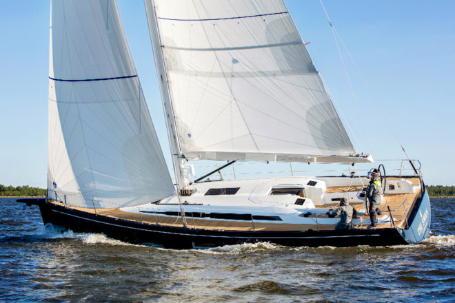 The Swan 48 is the latest stunning new model from the Finnish builder