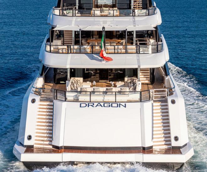 Dragon by Columbus Yachts