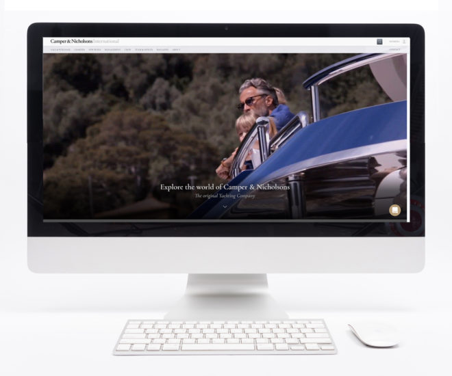 Camper & Nicholsons has teamed up with Nowboat to develop an advanced online platform