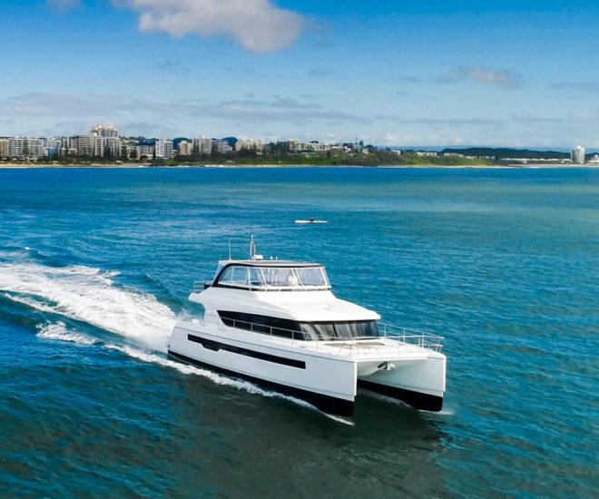 Iliad 50 catamaran