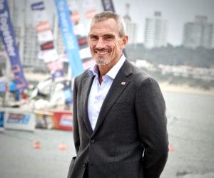 Willliam Ward OBE, CEO of Clipper Ventures