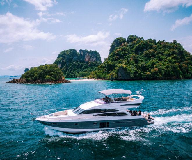 Mayavee charter yacht from Asia Yacht Agency