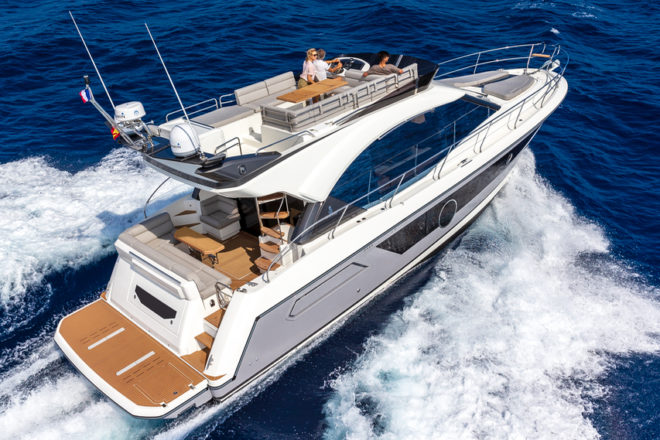 French giant Beneteau has released the new Monte Carlo 52 designed by Carlo Nuvolari and Dan Lenard