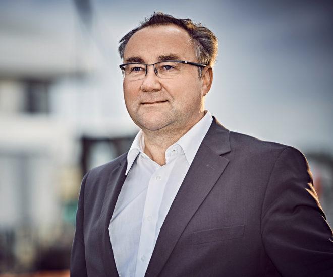 Hans Schaedla, CEO, Abeking & Rasmussen