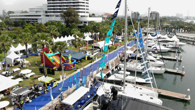Ocean Marina Yacht Club will host the eighth Ocean Marina Pattaya Boat Show from November 21-24