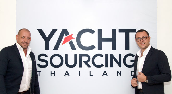 Nicolas Monges is a General Manager and a partner in Yacht Sourcing Thailand