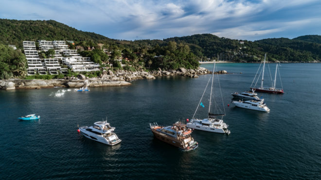 Kata Rocks by Infinite Luxury will again host the Superyacht Rendezvous