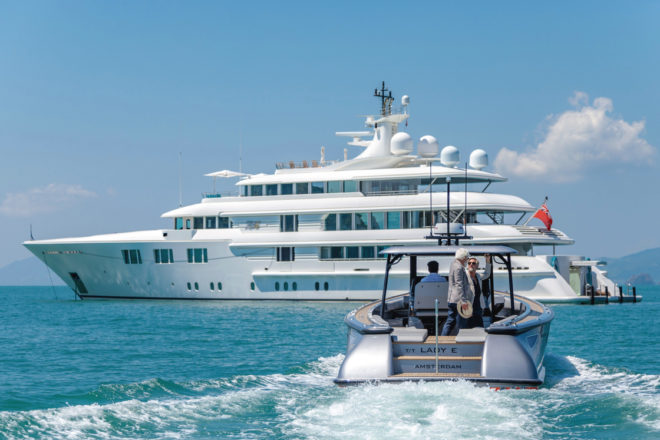 Check out the 2020 edition of the Top 100 Superyachts of Asia-Pacific; Photo: Burgess