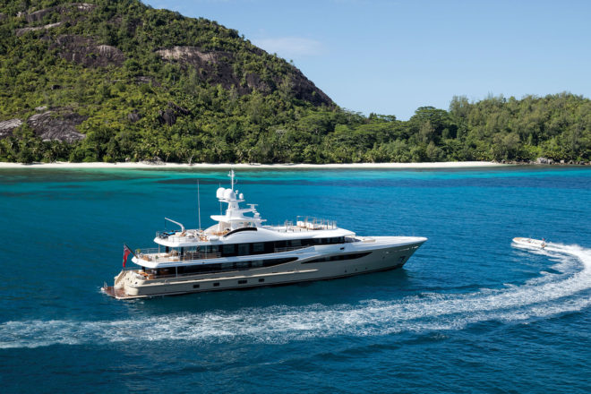 Top 100 Superyachts of Asia-Pacific: No. 64, Lili