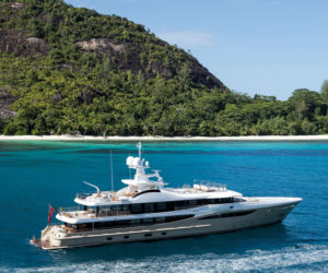 Top Superyachts of Asia-Pacific: Lili, Amels
