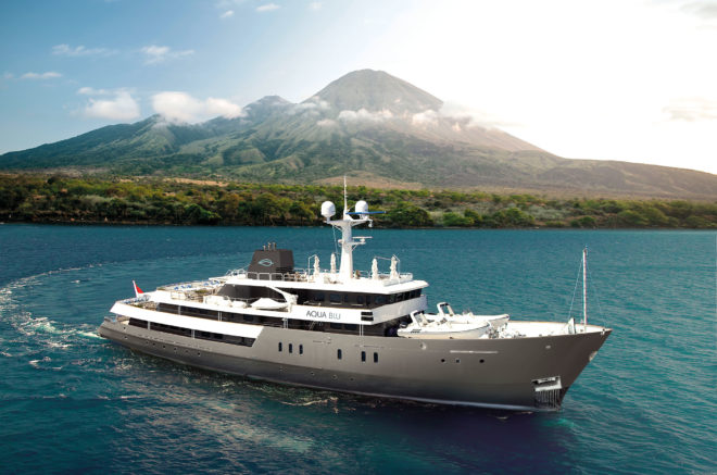 Top 100 Superyachts Asia-Pacific: 49, Aqua Blu