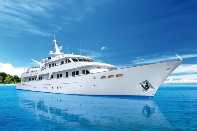 Top 100 Superyachts of Asia-Pacific 2020, No. 93 Blue Sea