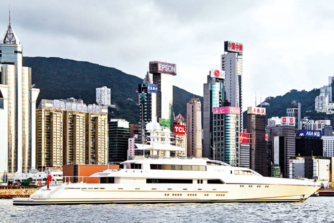 Top 100 Superyachts of Asia-Pacific 2020: 23, Dragonfly