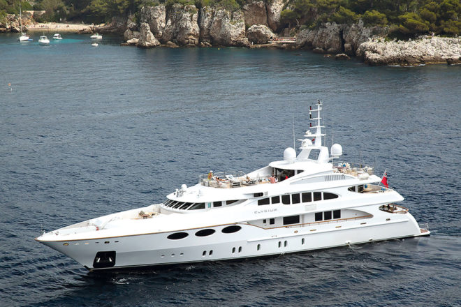 Top 100 Superyachts of Asia-Pacific: No. 77, Elysium