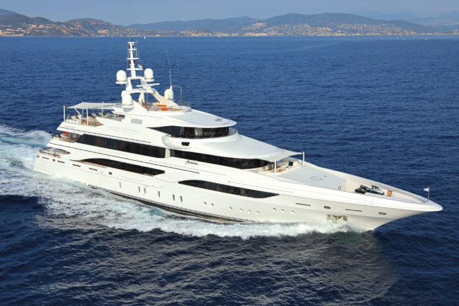 Top 100 Superyachts Asia-Pacific: 47, Formosa