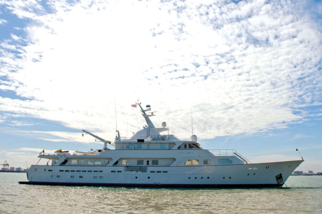 Top 100 Superyachts of Asia-Pacific 2020, No. 100 Lady Orient