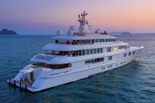 Top 100 Superyachts of Asia-Pacific 2020: 28, Lady E