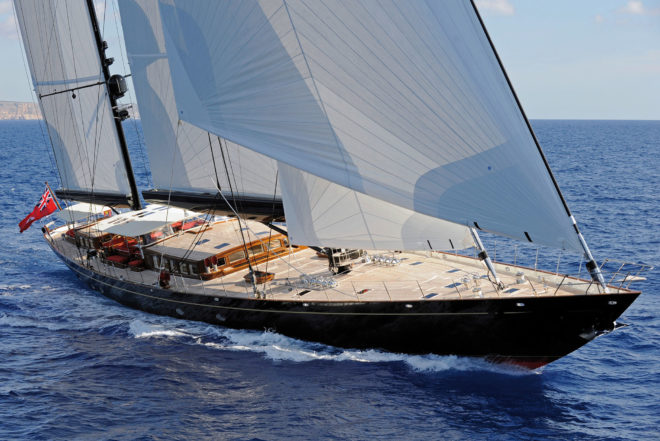 Top 100 Superyachts of Asia-Pacific 2020, No. 86 Marie