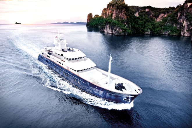 Top 100 Superyachts of Asia-Pacific 2020, No. 92 Northern Sun