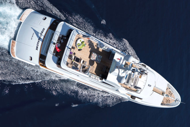 Top 100 Superyachts of Asia-Pacific: No. 71, Ark Angel