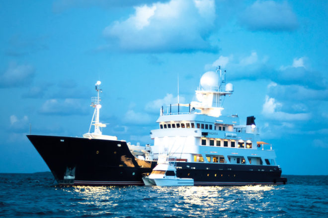 Top 100 Superyachts of Asia-Pacific 2020: 54, Pangea