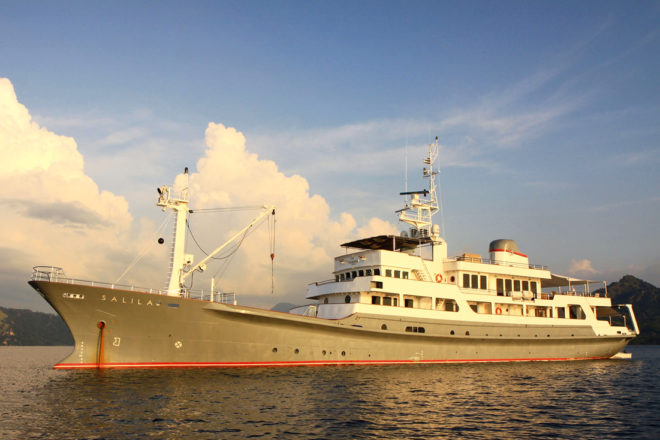 Top 100 Superyachts of Asia-Pacific 2020: 56, Salila