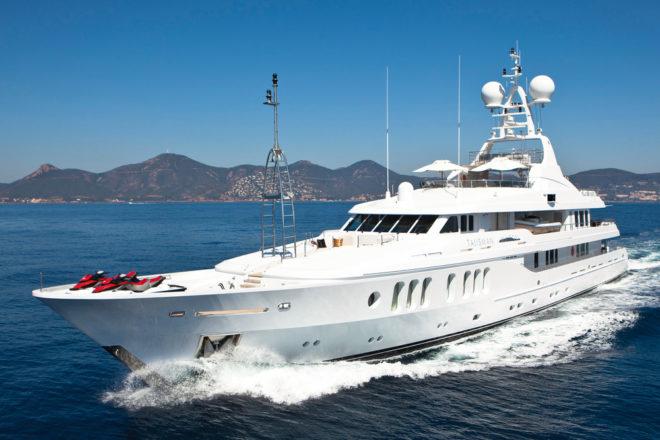 Top 100 Superyachts of Asia-Pacific: No. 74, Talisman Maiton