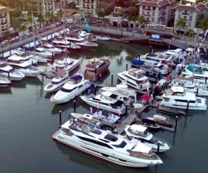Thailand Yacht Show, Royal Phuket Marina